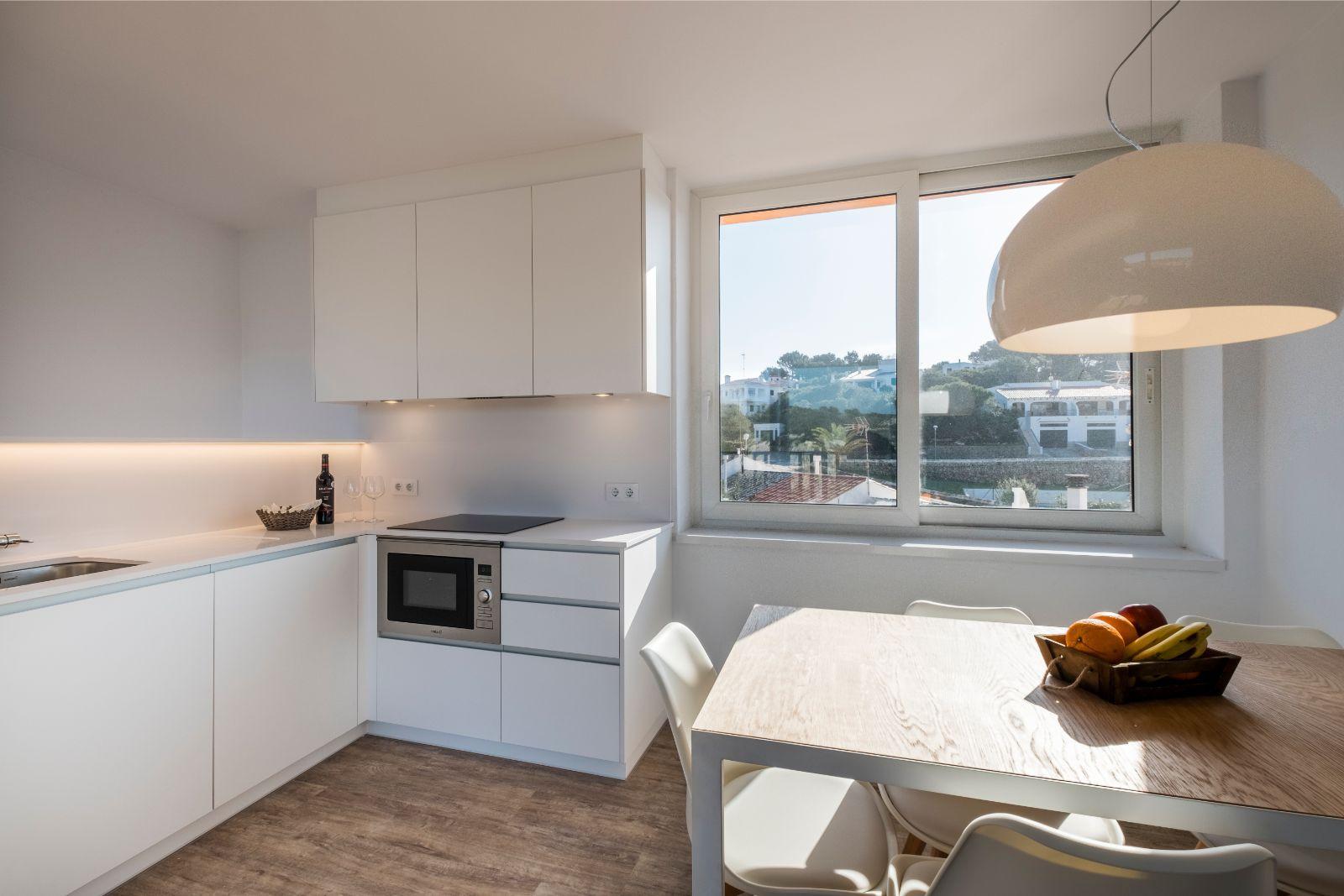 Apartamento de 2 dormitorios con vistas al mar - Apartamentos Playa de Canutells